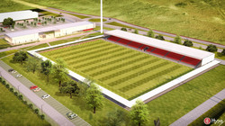 SCI Training Center - Soccer Field