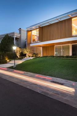 Casa Jardim do Sol - Fachada