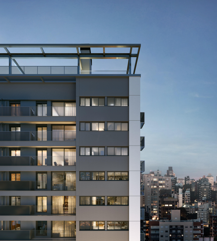NY, 205 - Facade