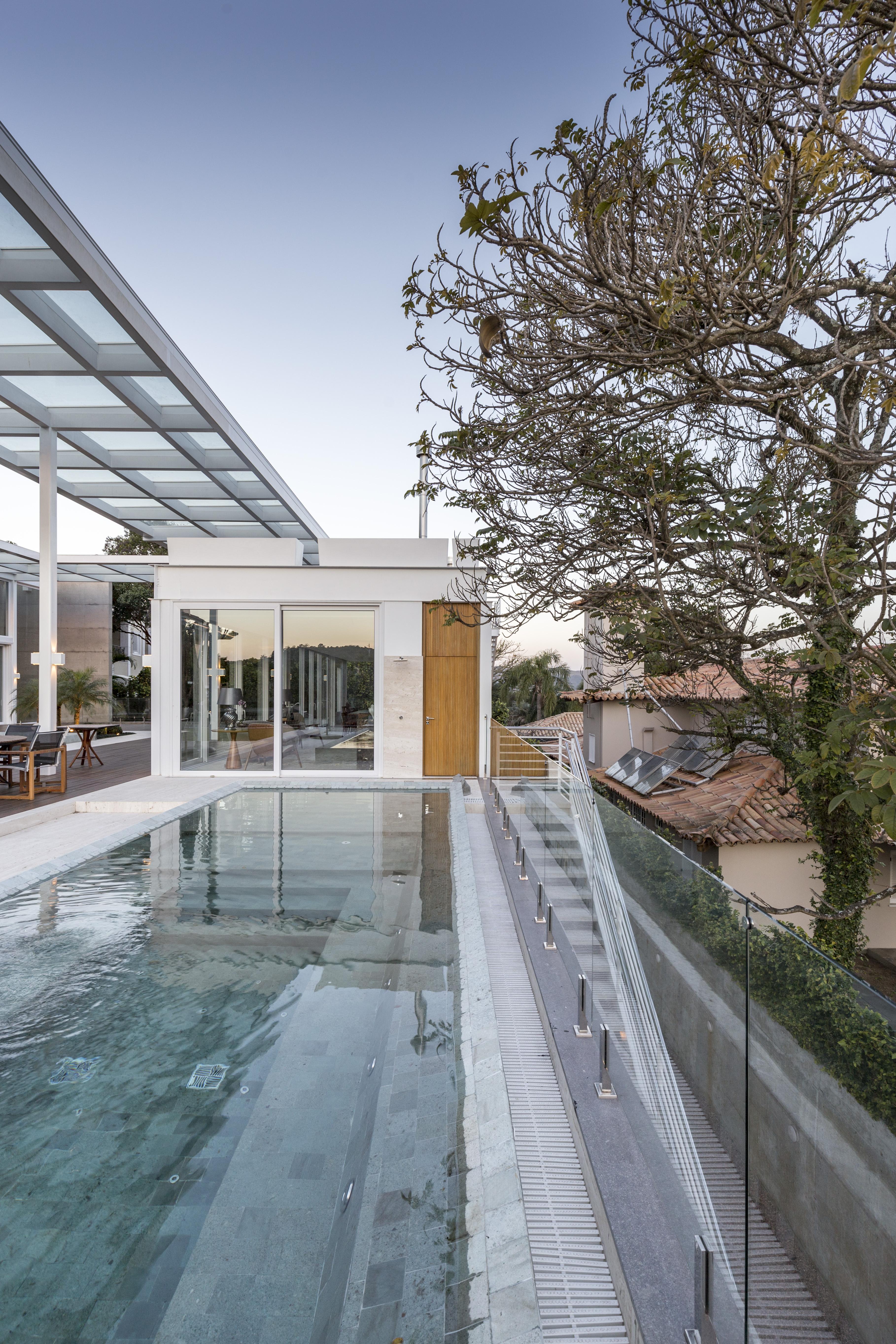 Casa Jardim do Sol - Piscina