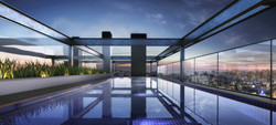 NY, 205 - Rooftop pool