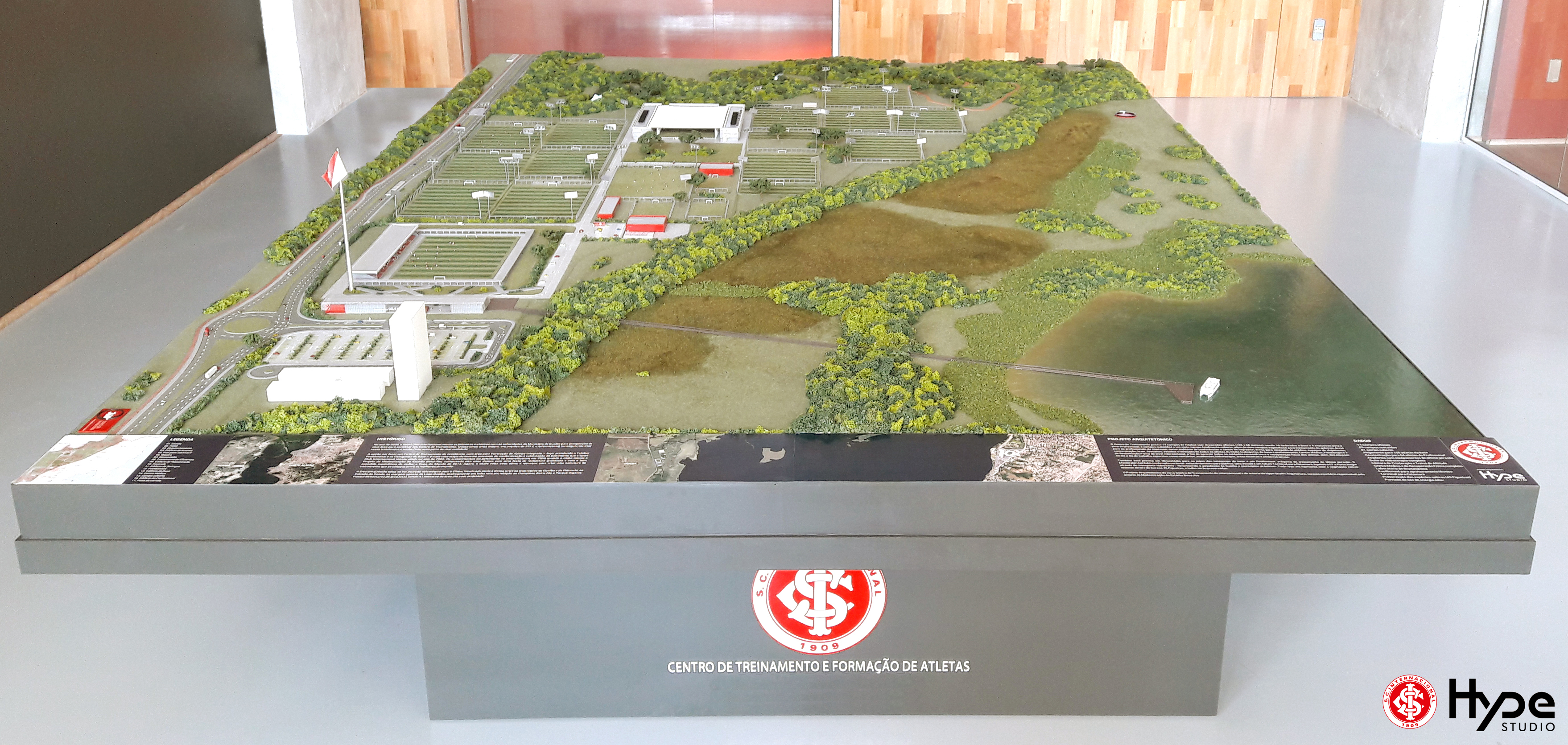 SCI Training Center - Model