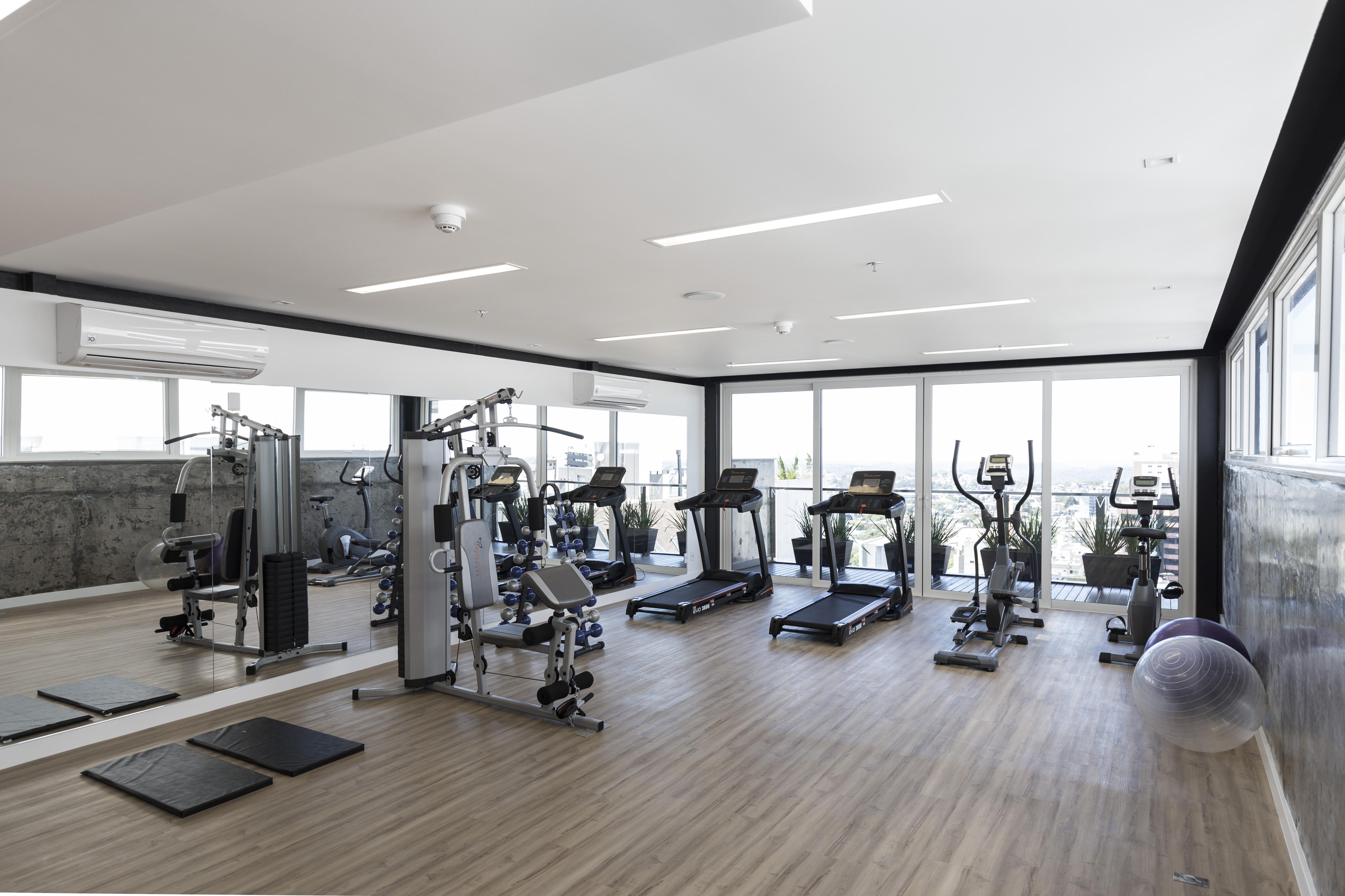 FISA VINT - Gym