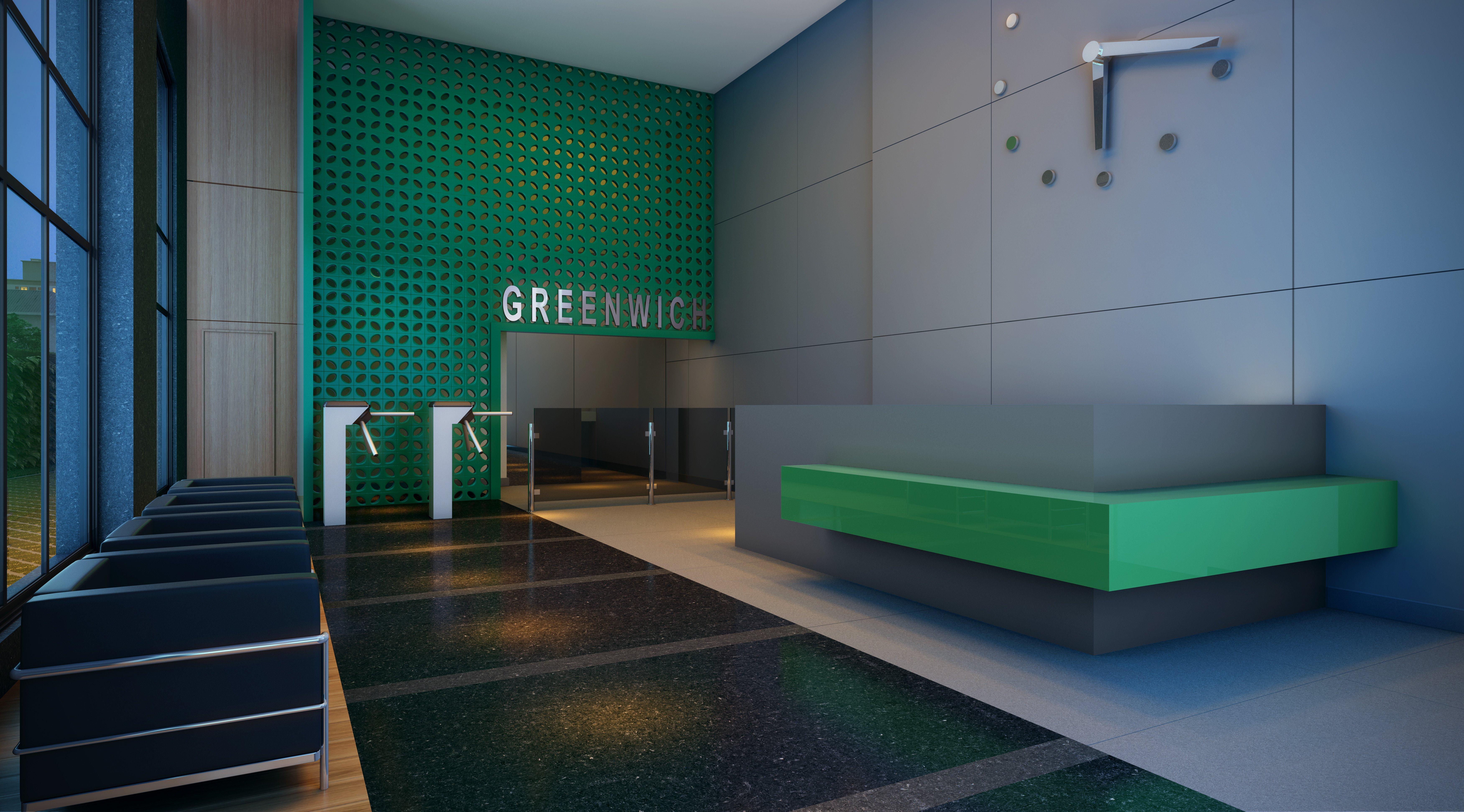 Greenwich - Hall