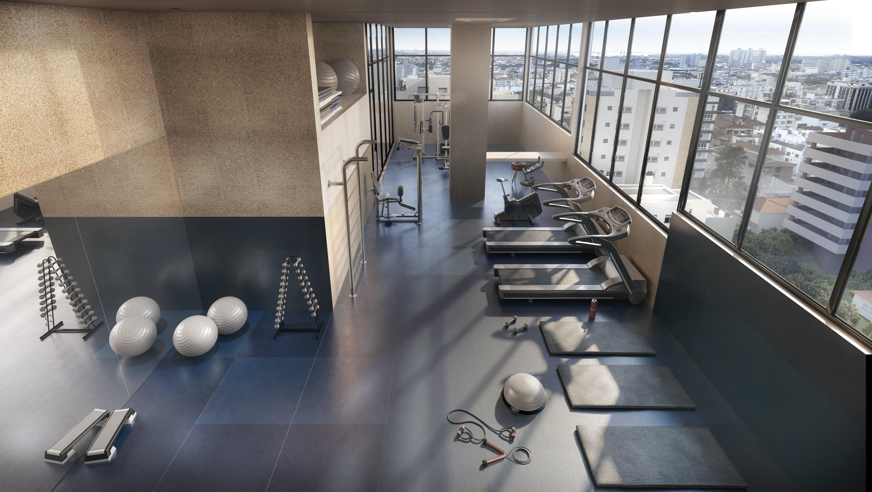 NY, 205 - Gym