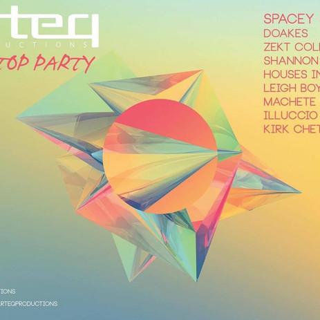 ARTEQ ROOFTOP PARTY