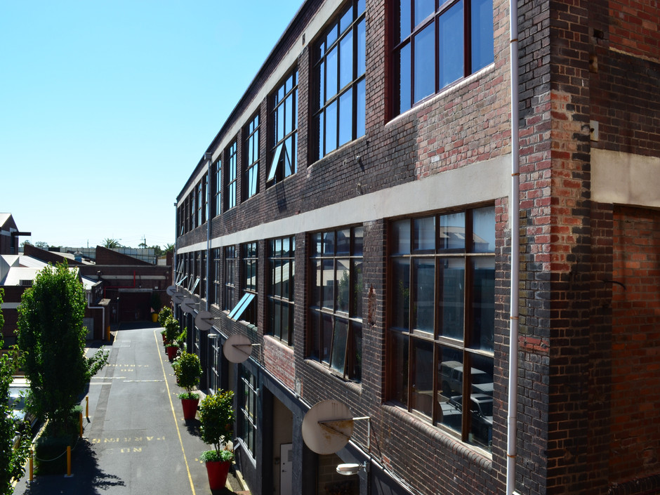 The Cotton Mills Studios