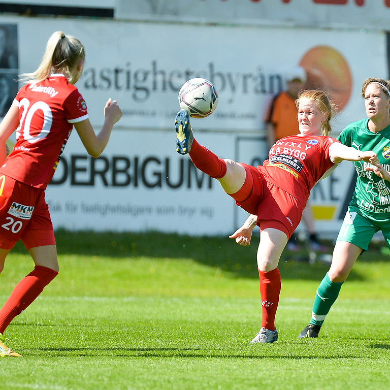 IK Rössö - IFK Hallsberg