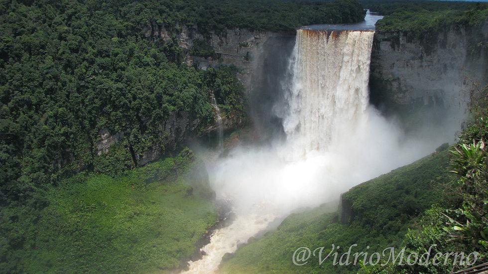 Cataratas Kaieteur. Guyana