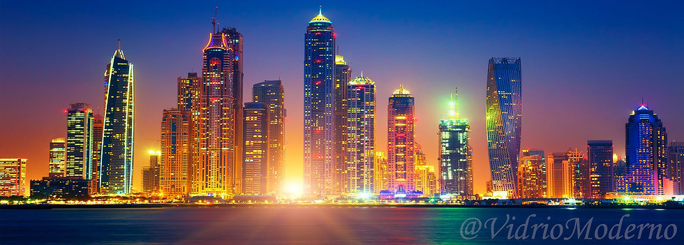 Dubai Skyline 4