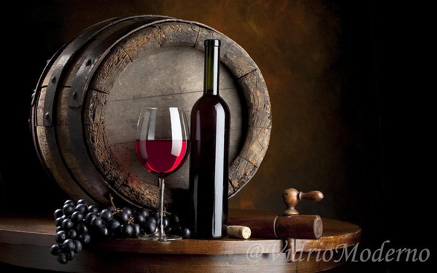 Bodegon de vino