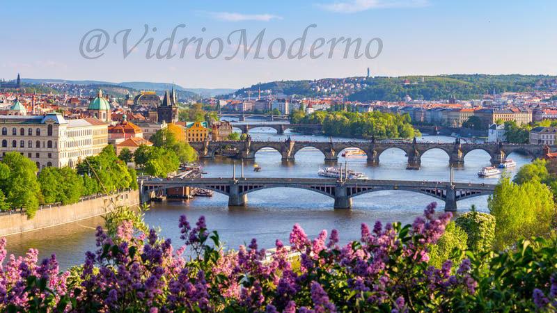 Primavera en Praga