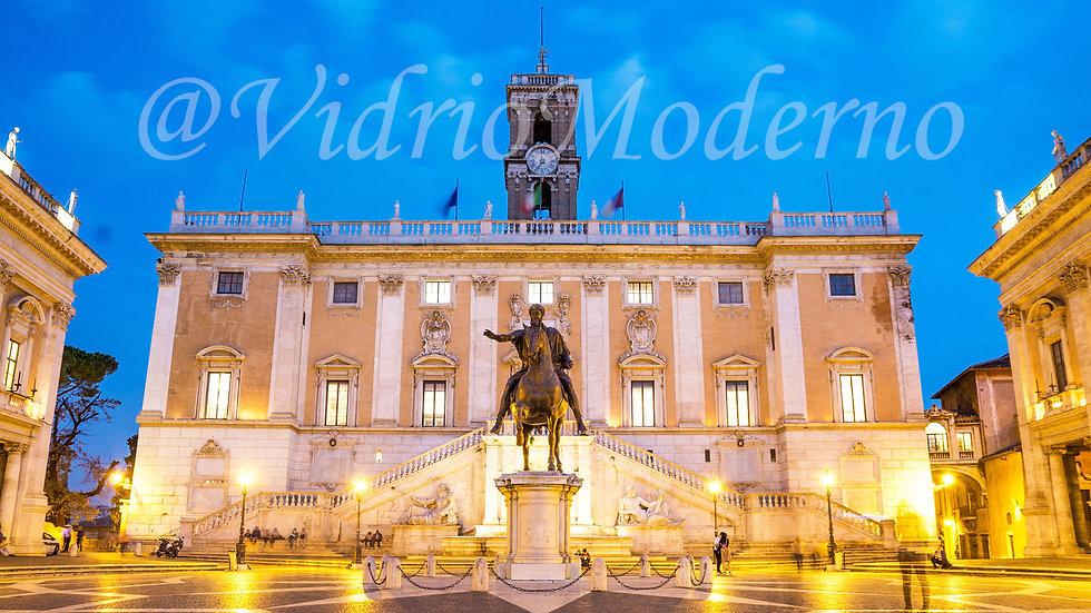 Plaza del Campidoglio. Roma