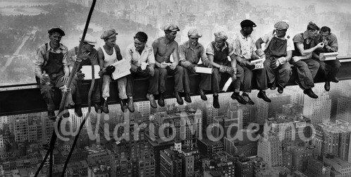 Rockefeller Workers Construction