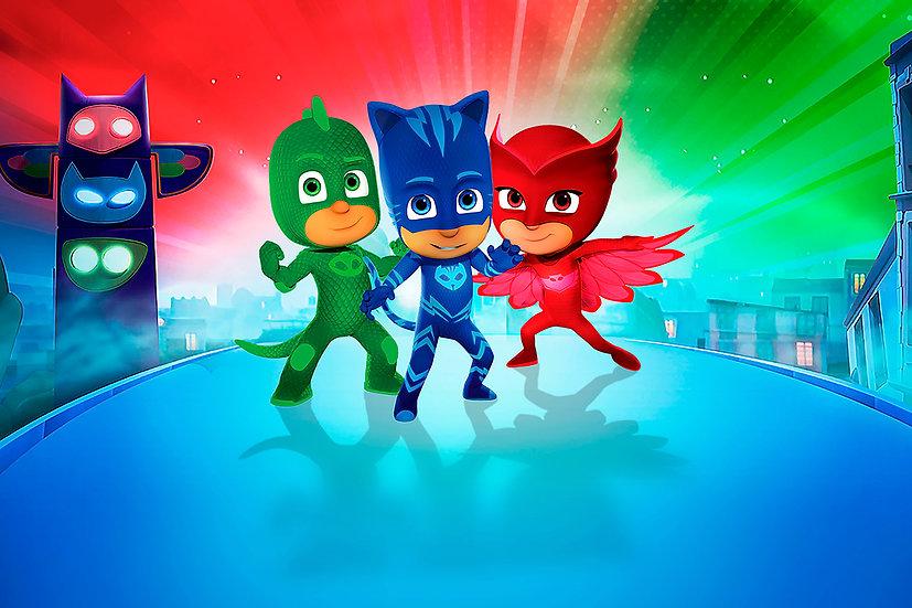 Héroes en pijamas