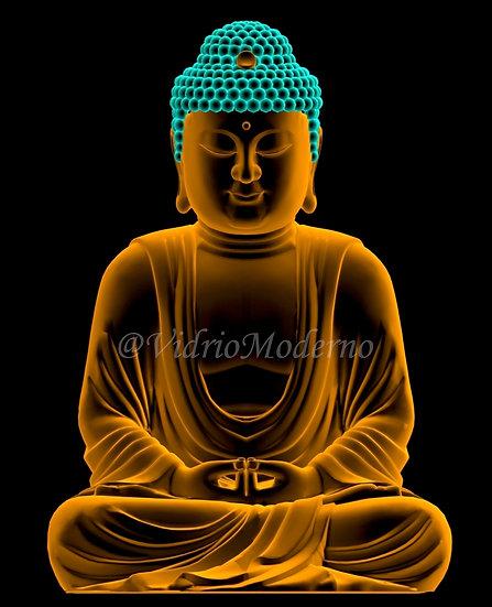 Neón Buddha