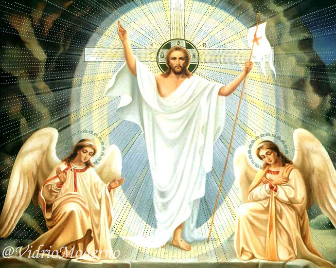 Jesús Resucitado 3