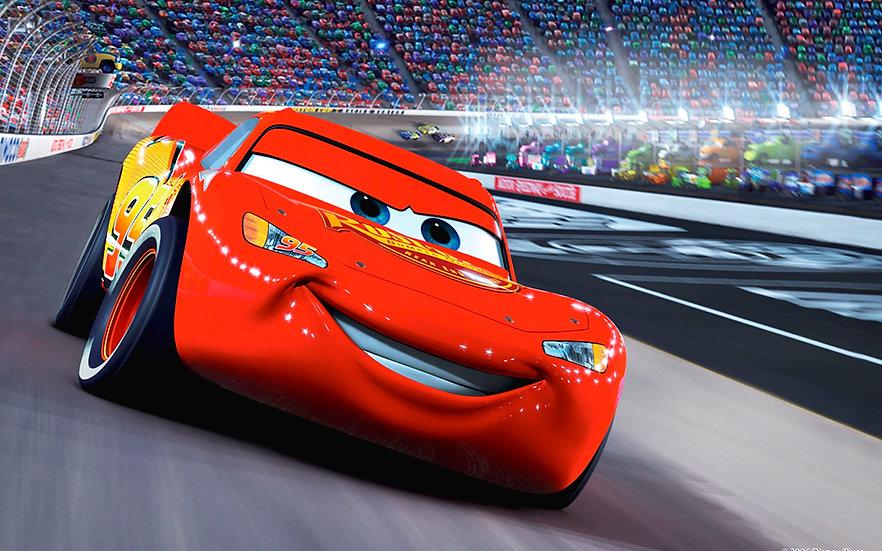 El rayo McQueen