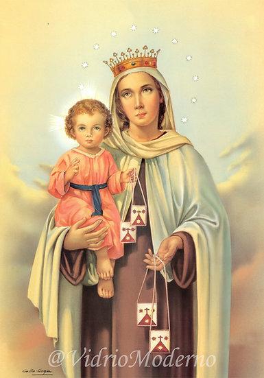 Virgen del Carmen 4