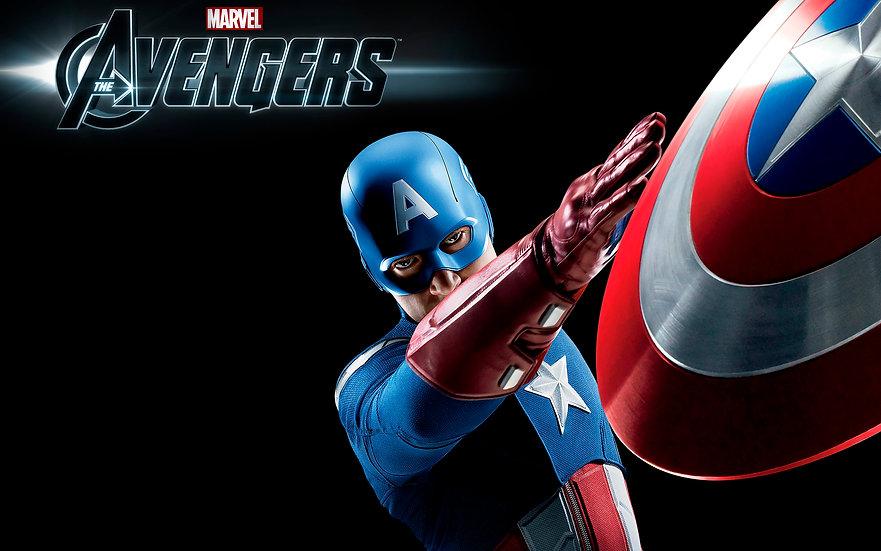 Capitán América. Avengers