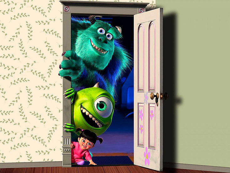 Monsters, Inc 1
