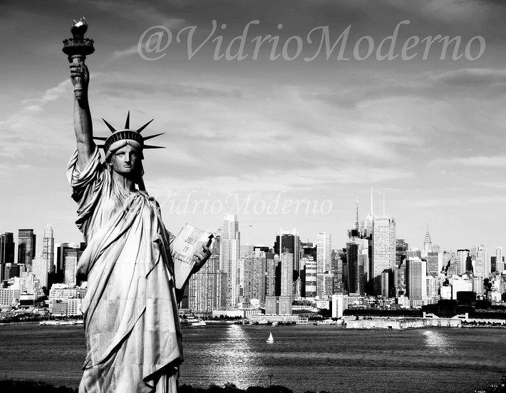New York - Blanco y Negro