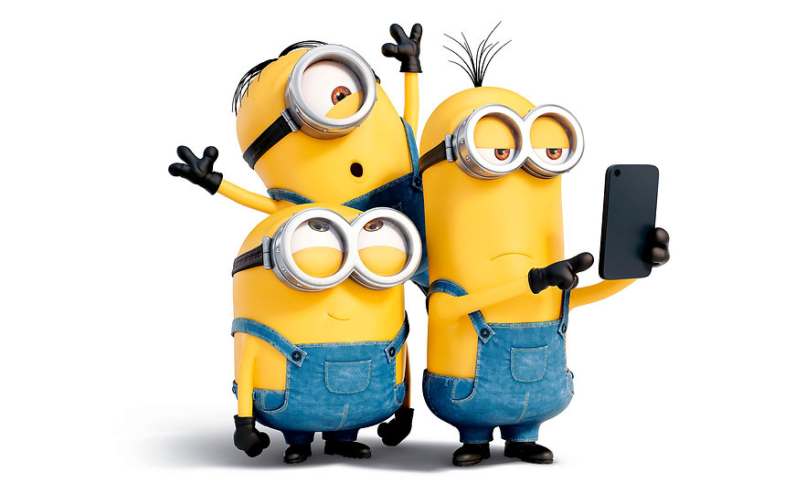 Minions Selfie