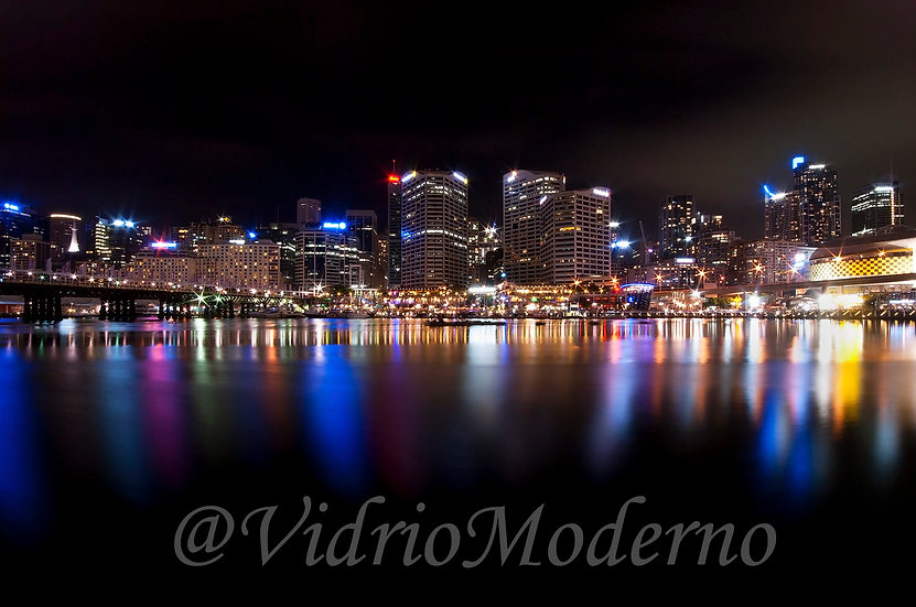 Darling Harbour Sydney. Australia