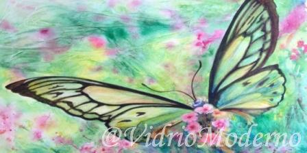Mariposa Abstracta 2