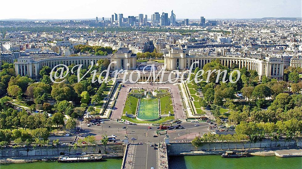 Jardines del Trocadero. París