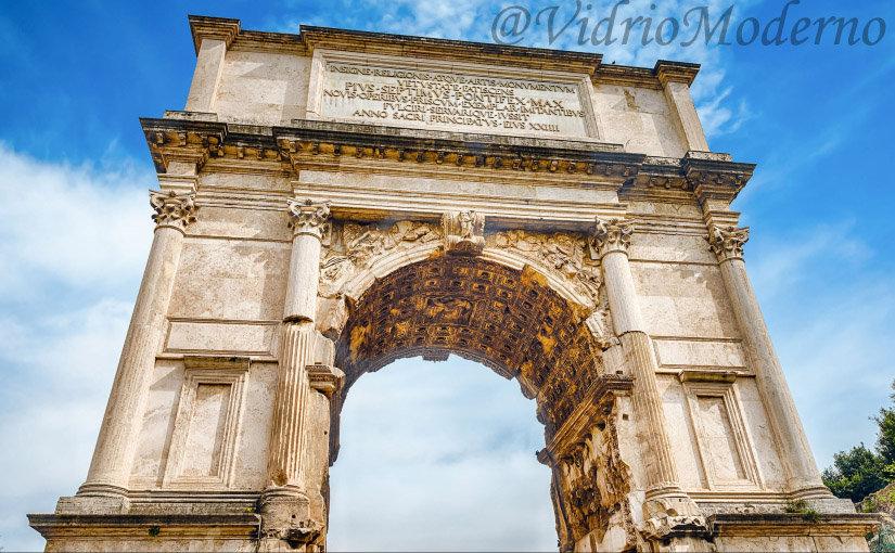 Arco de Tito. Foro Romano