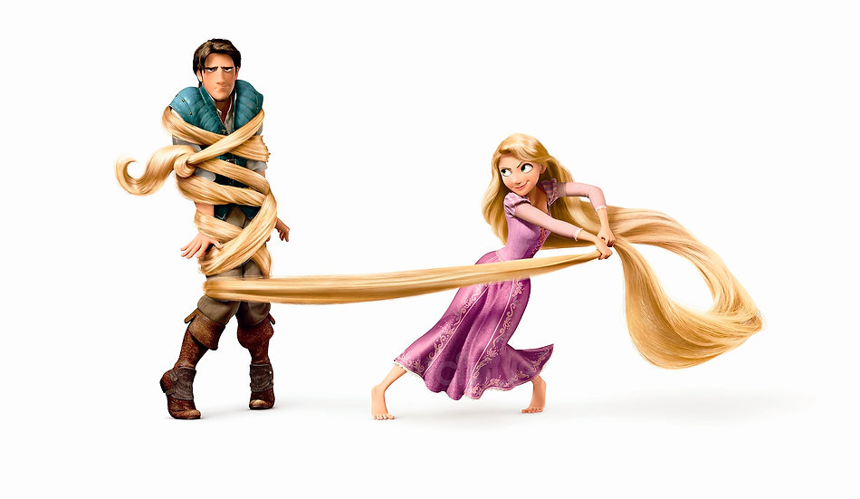 Rapunzel Enredados