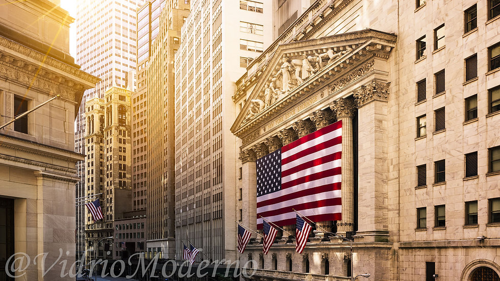 Wall Street. New York
