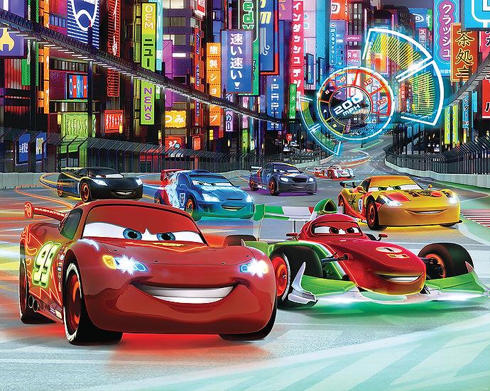 Cars en la competencia