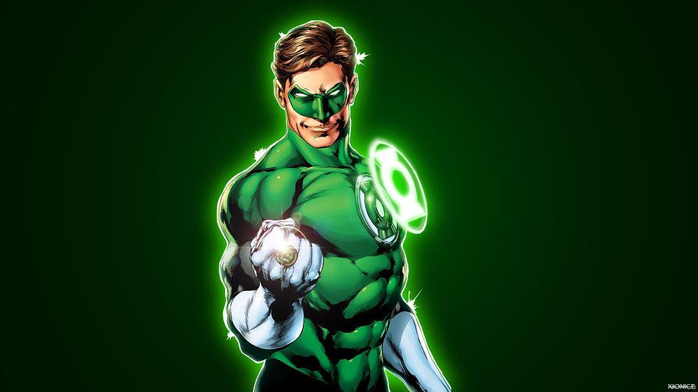 Linterna Verde 4
