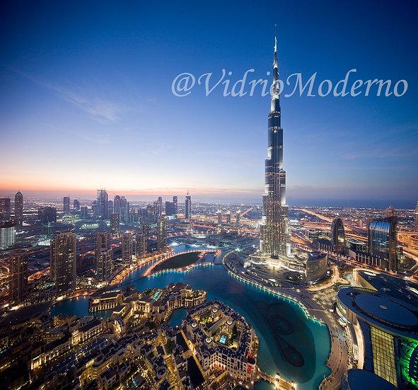 Dubai - Burj Khalifa 2