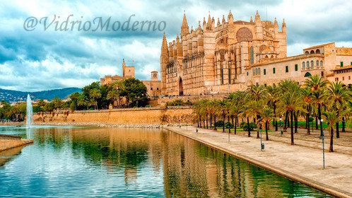 Catedral Santa María de Palma. Mallorca - España