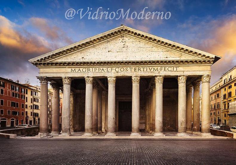 Panteón de Agripa. Roma