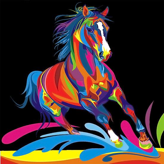 Caballo de Colores