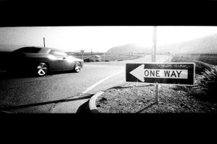 """One way"""