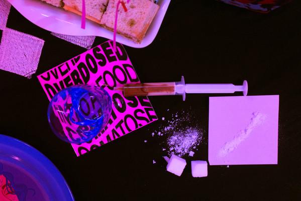 Food as drugs