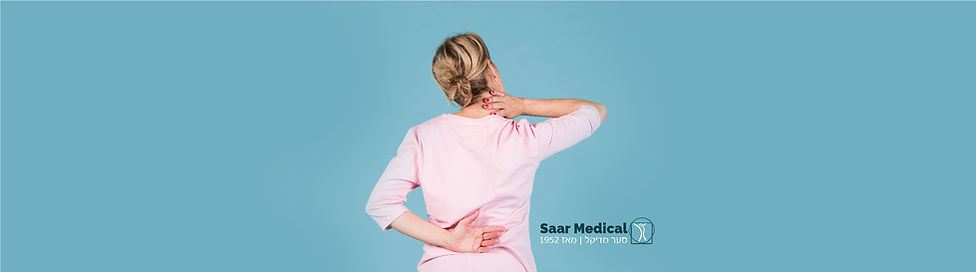 טיפול באוסטאופתיה | טיפול בכאבי צוואר וגב | סער מדיקל