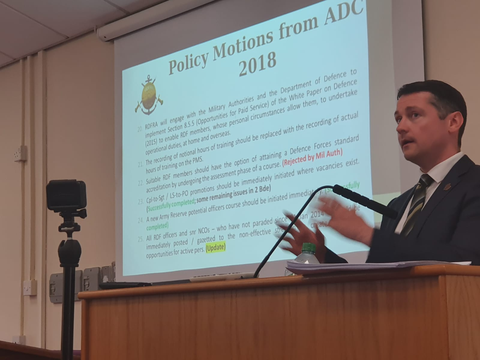 RDFRA ADC 2019
