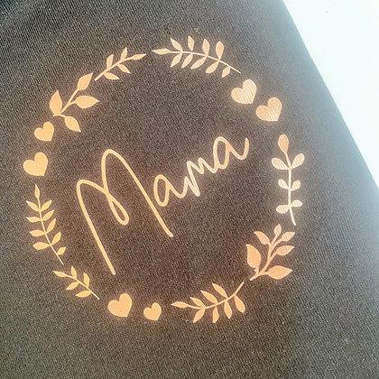 Rose gold mama hoody