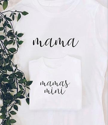 Mamas mini set