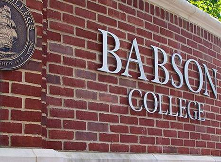 Returning to Babson