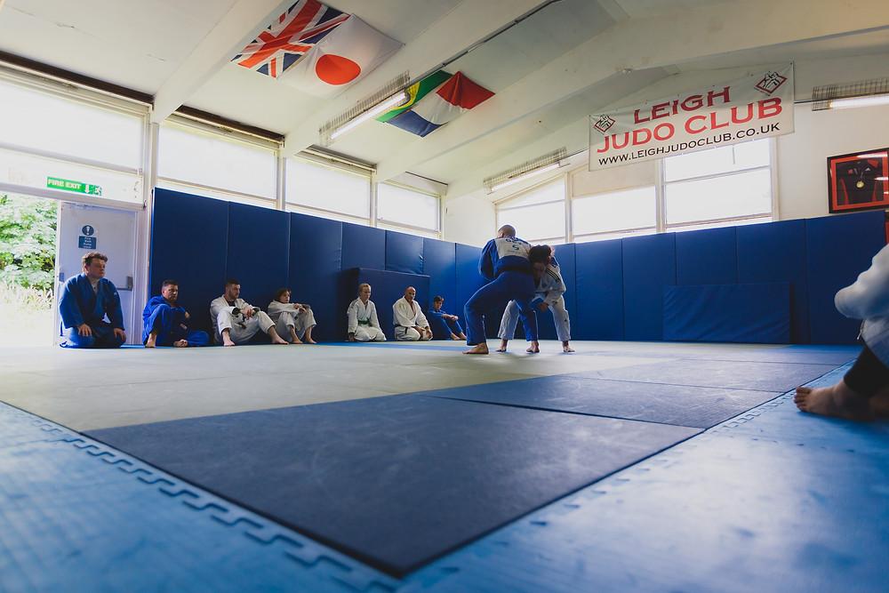 Leigh Judo Club