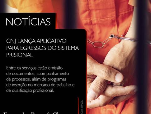 App CNJ para Egressos do sistema prisional - Escritório Social