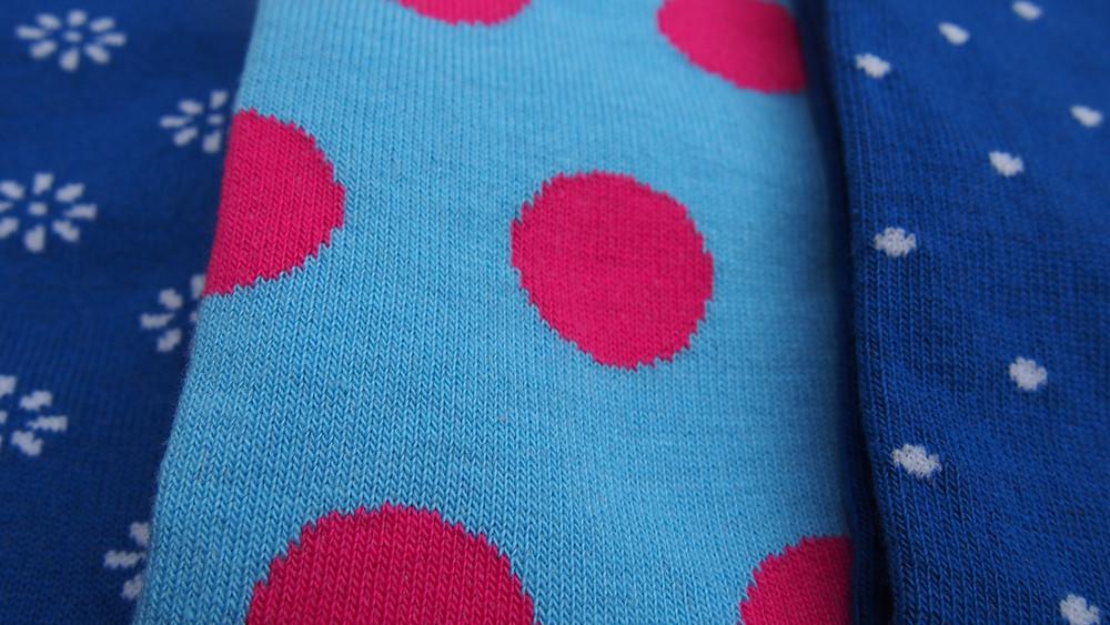 valašské, slowrun a summer snow ponožky