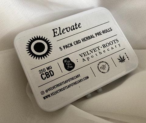Elevate | CBD Herbal 5 Pack
